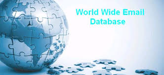 World Wide Email Database With Combo Pack